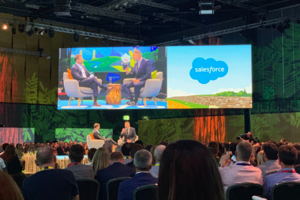 David Walliams - Salesforce World Tour Keynote Speaker