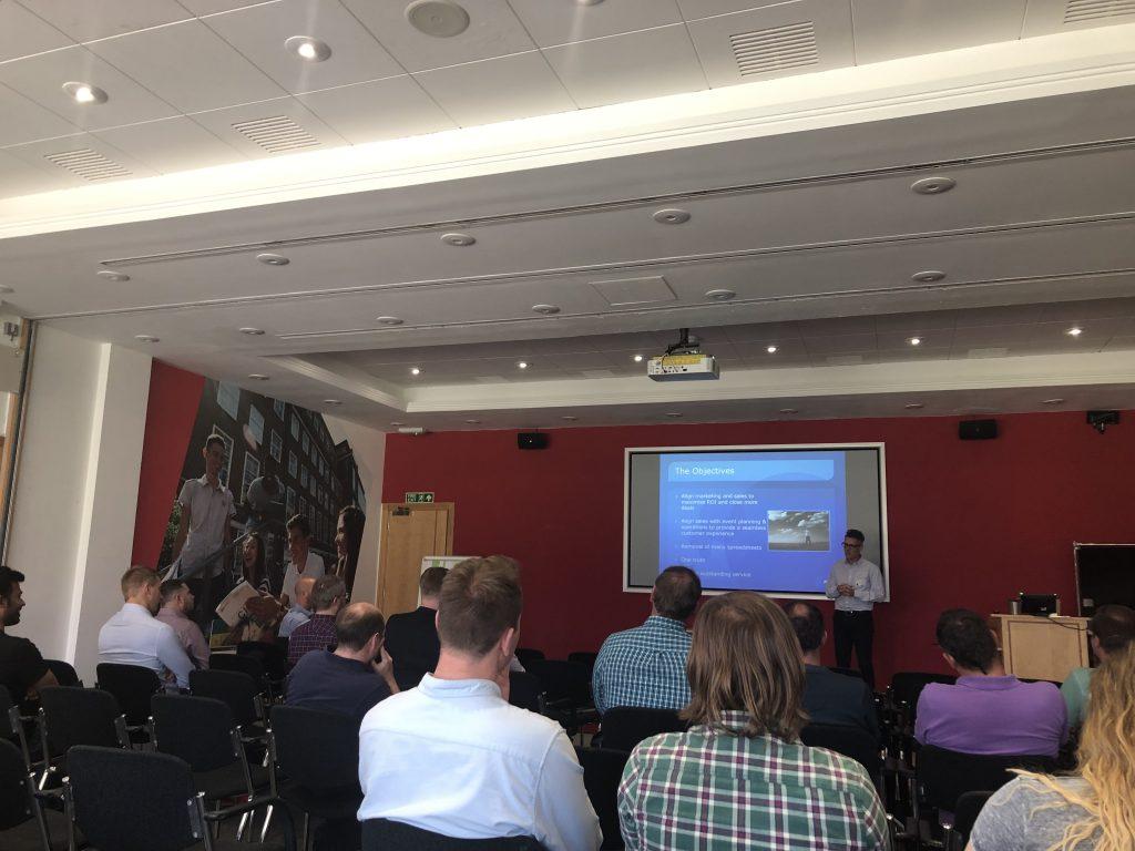 Salesforce Cheltenham, Gloucestershire Event