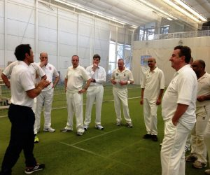 Bid for a day with sporting legends!