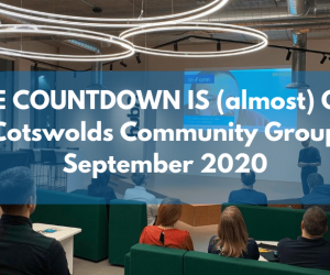 The countdown is (almost) on until our next Salesforce Community Event!