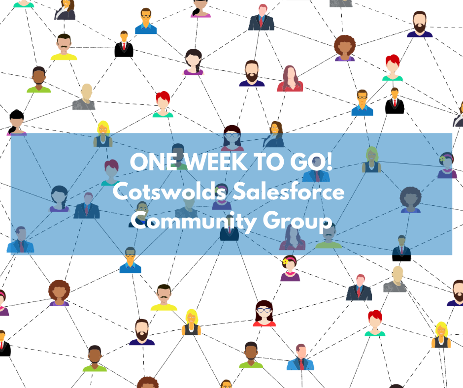 One week to go until our September Community Event!