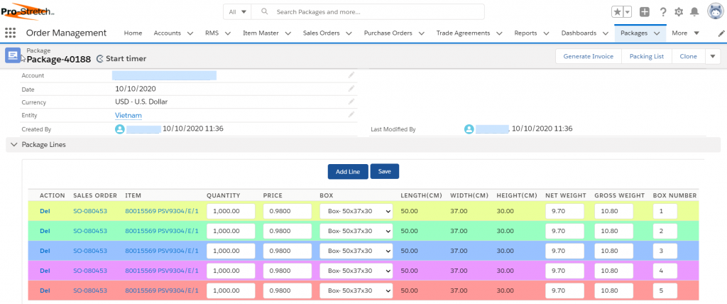 Screenshot depicting another administrative screen within the Salesforce platform.