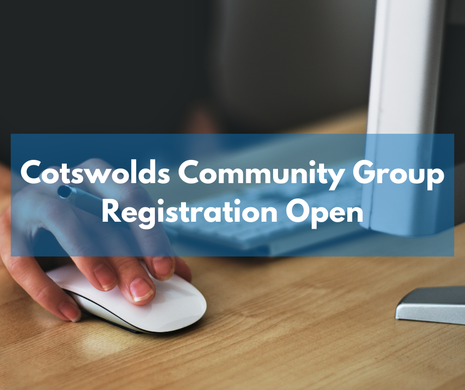 Join our first Community Group of 2021!