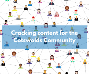 Cotswolds Community Group: Recover lost data