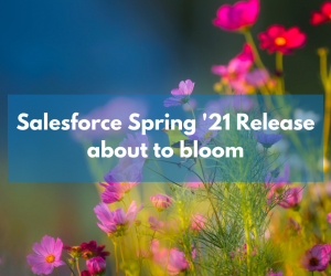 Salesforce Spring '21 Release: Top 3 Features