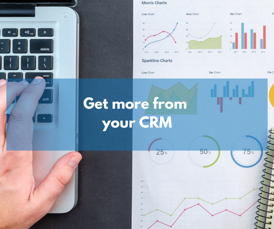 Want to get more from your CRM? Try these 5 top tips!