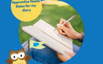 Apprentice Hoots: Dates I've added to my diary