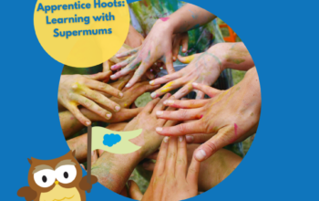 Apprentice Hoots: Learning with Supermums