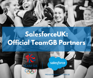 Salesforce UK: Official Partners for Team GB