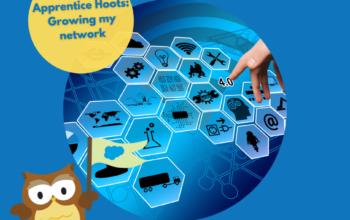 Apprentice Hoots: Growing my network
