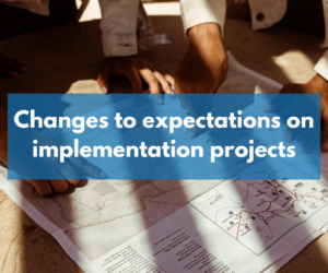 Tips for Salesforce Success: Expect changes